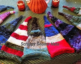 Scrappy Gnome Hats