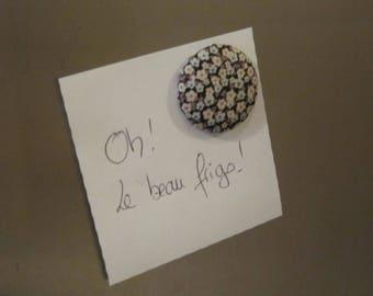 """""""Penny Black"""" magnet"""