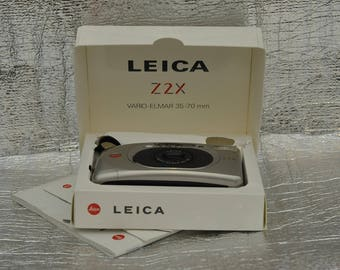 Leica Z2X Point and Shoot Camera