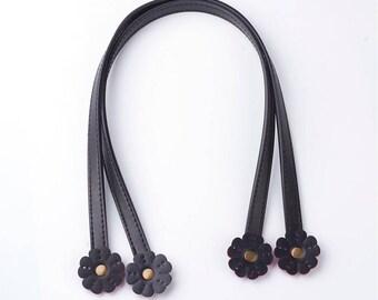 Hand pockets 56 cm black / 1 pair