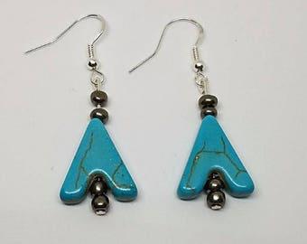 Earrings - Arrowheads