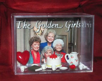 """The Golden Girls """"Friends""""Display..Ready to Ship..Brand New..."""