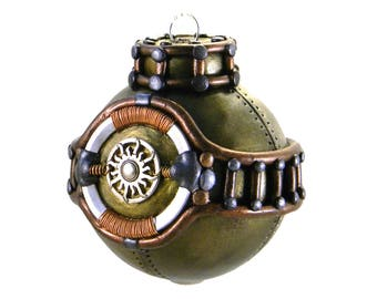 Steampunk Ornament