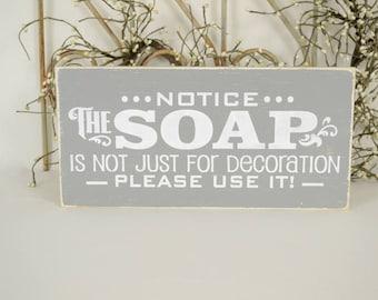 Just Bathroom Signs bathroom signs | etsy
