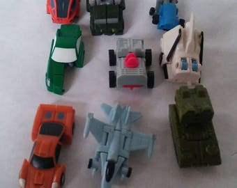 Gobots Assorted Lot
