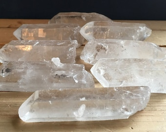 Clear Quartz Points,Healing Stone, Healing Crystal, Spiritual Stone, Meditation