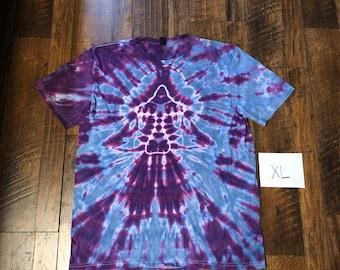X large tie-dye tee #226