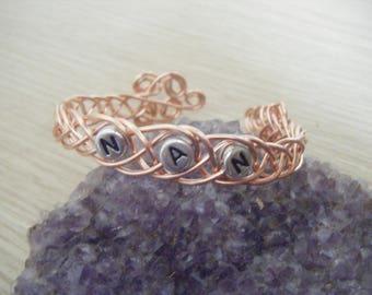 Ladies celtic bracelet.