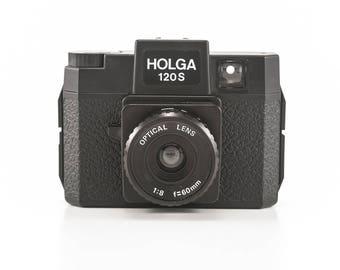 Holga 120S Medium Format 120 Toy Camera Film Photography - Lomo Lomography