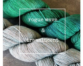 Rogue Wave and Translucent Yak Attack Pack for Kirsten Kapur's MKAL