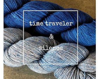 Time Traveler & Silence Yak Attack Pack for Kirsten Kapur's MKAL