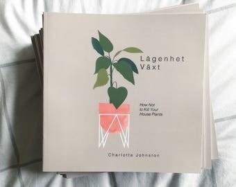 Lägenhet Växt Houseplant Guide