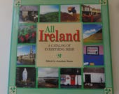 All Ireland-A Catalog of Everything Irish-Edited by Jonathan Moore-Landscape,Products,People