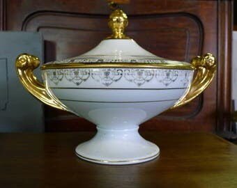 Hutschenreuther Selb soup tureen - Bavaria
