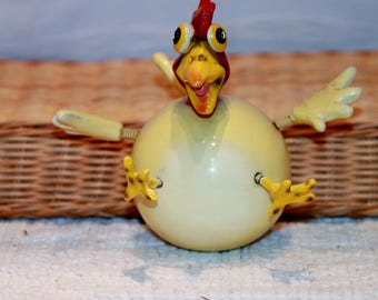 Vintage Exhart Rooster Chicken