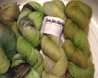 Find your Fade in Green Fern