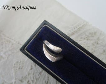 Real silver ring 925 Avon