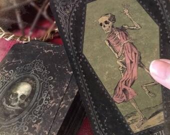 NEW! 2017 Samhain Limited Edition Deck of the Bastard - aka The Dearly Departed Bastard TAROT DECK