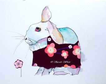 Bunnie Illustration