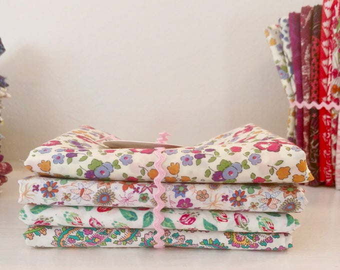 Liberty of London Fat 1/4 Bundle in Florals