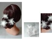bun feather Bridal, wedding hat, Haarknoten, wedding hair pin