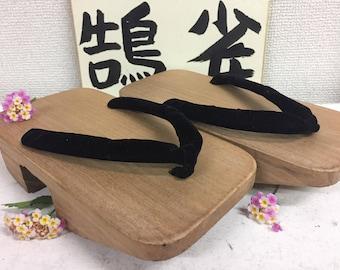 Vintage Japanese Geta Sandals