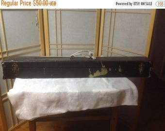 Wow 55% Off Sale Vintage Beaded Projection Screen by Universal Camera Corp, NY, NY