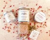 Deluxe Gifts Sets For Women by Santa Barbara Aromatics |Personalized Gift for Women | Gift for Her | Gift for Mom | Bridesmaid Gift