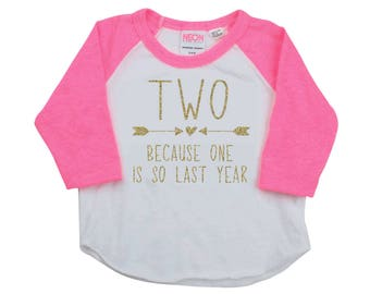 Second Birthday Girl Shirt, 2nd Birthday Girl Outfit, Birthday Girl Shirt, Two Year Old Girl Birthday Outfit, 2nd Birthday Outfit Girl 286