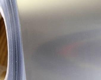 "Matte Silver Metallic 20"" Heat Transfer Vinyl Film By The Yard"