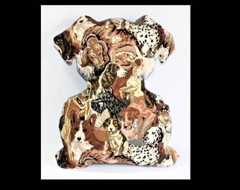 DOG PILLOW Throw Pillow DOGS