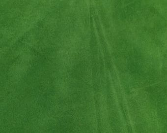 Green leather to measure according to your color desires Kit