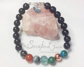 Arthritis Awareness Arthritis Jewelry Pain Relief Jewelry Healing Jewelry Spiritual Jewelry Copper Jewelry Hematite Jewelry Magnetite