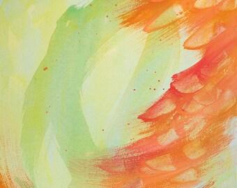 Take My Hand  | fine art print - modern art, abstract expressionism, fine art STACY KRON