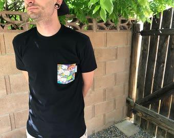 Rugrats Pocket Tee Shirt , T-shirt