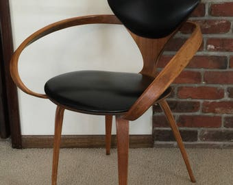 8 Cherner Plycraft Chairs 8 total