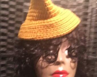Crochet Garrison Hat