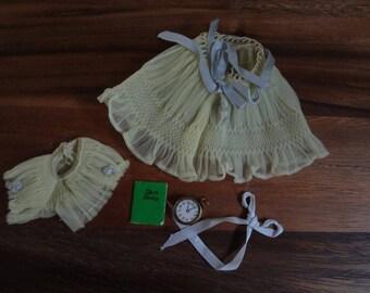 Barbie ~ #973 Sweet Dream: pajamas,dairy, clock and hair bow ribbon