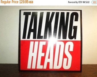 Save 30% Today Vintage 1987 Vinyl LP Record True Stories The Talking Heads Near Mint Condition 9408