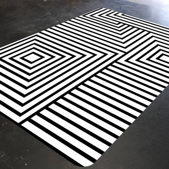 black and white geometric rug. like this item? black and white geometric rug