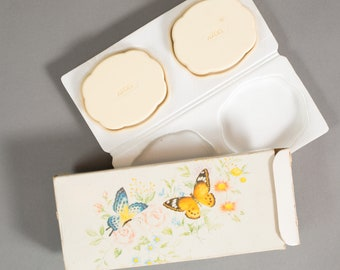 Vintage Avon Soap - Butterflies and Blossoms Fragrance Hostess Soaps