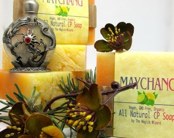 MAYCHANG CP Vegan Soap ~ All Natural and Organic ~ SALE + Reduced S/H
