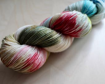"""Badger - """"The Life Aquatic"""" - One of a Kind Skein"""