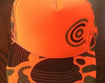CFS Orange Camo BA