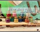 1/2 oz German Glass Glitt...