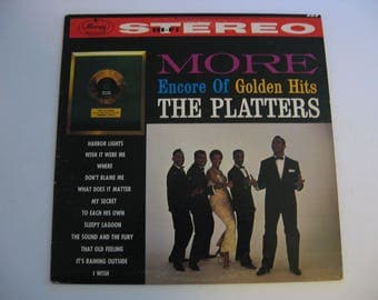 The Platters - More Encore Of Golden Hits - Circa 1960