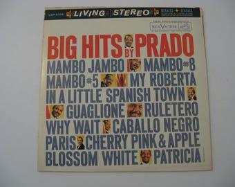 Perez Prado - Big Hits By Prado - Stereo version - Circa 1960