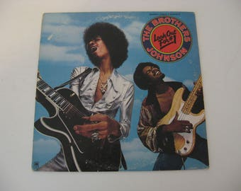 The Brothers Johnson - Look Out For #1 - Circa 1976