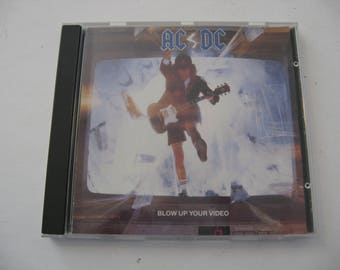 AC-DC - Blow Up Your Video - Circa 1988   (CD)