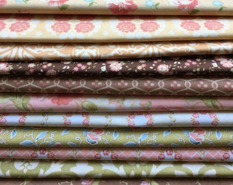 Rare Fig Tree Fabric - 14 Fat Quarter Bundle
